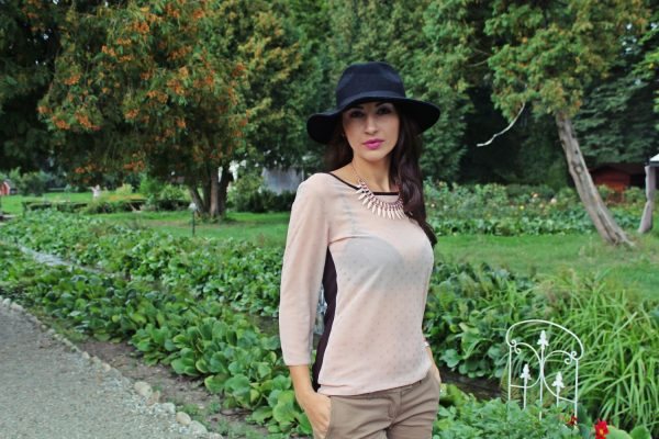 Boheme Look with a Lovely Fedora