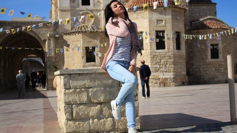 Around the Beautiful Larnaca 1