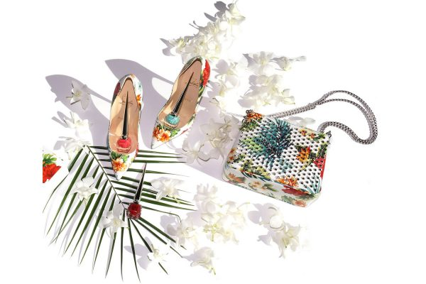 Christian Louboutin's breathtaking Hawaii Kawai Collection