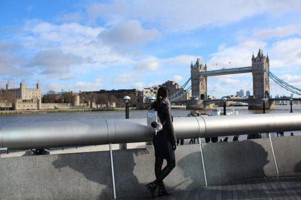 Last adventure in London