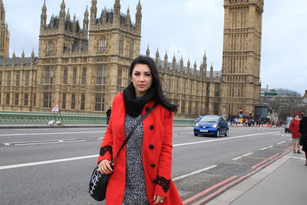 London – My first Love