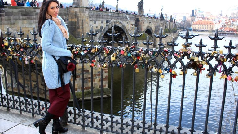 Discovering Prague, step by step 1