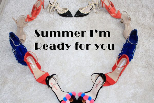 My Favorite sandals for this Summer