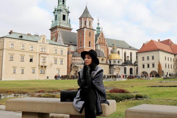 The amazing Wawel Castle