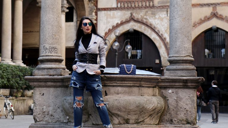 My first day at Milan Fashion Week 1
