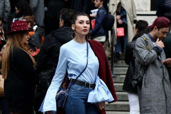 Third Look at Milan Fashion Week