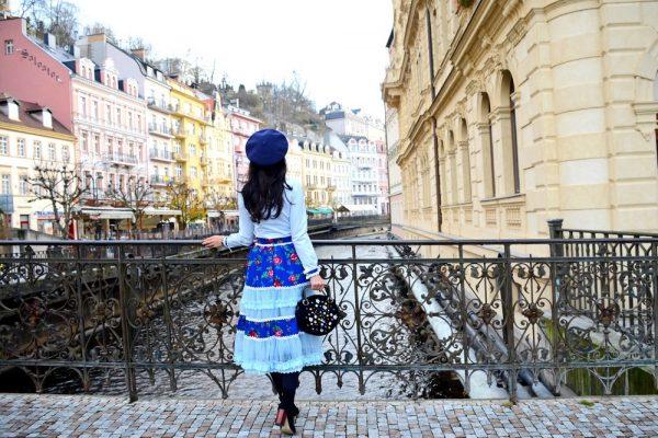 Karlovy Vary, a fairy tale town