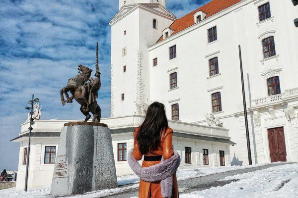 Follow me to Bratislava!