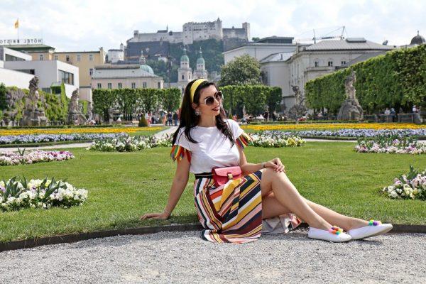 Second stop: Salzburg!