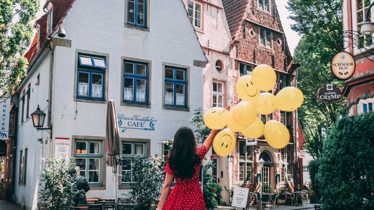 Fericire si baloane in Bremen 1