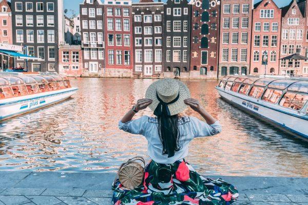 When in Amsterdam..