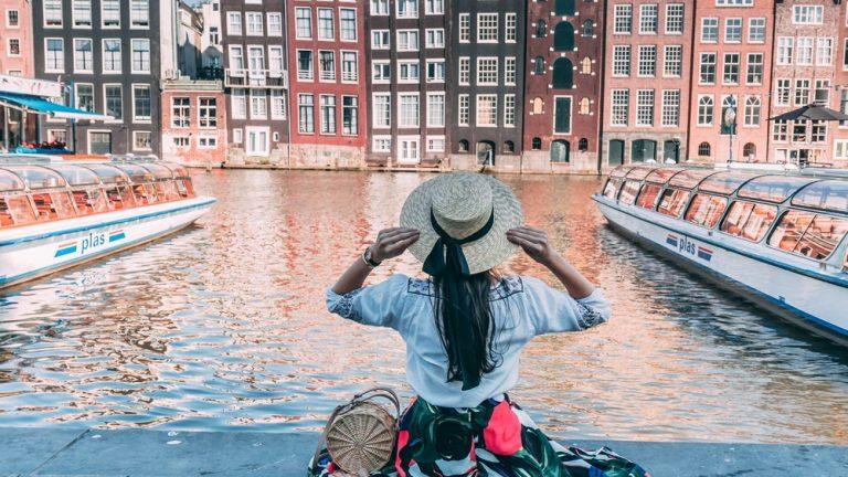 Next stop Amsterdam! 1