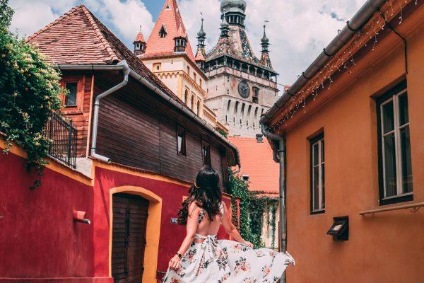 Sighisoara – a Fairy-Tale Town