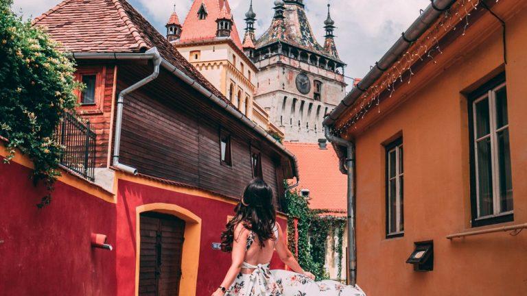 Sighisoara – a Fairy-Tale Town 1